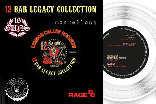 The 12 Bar Legacy Collection Record 5