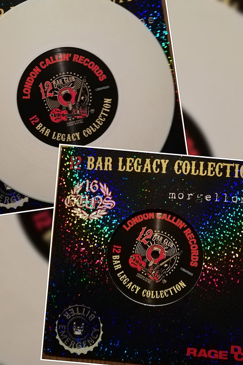 "12 Bar Legacy Collection : Record 5 with ""Special Edition"" Cover"