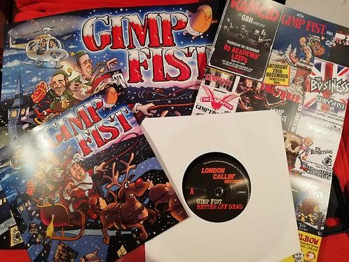 Gimp Fist Special Christmas Gig Release