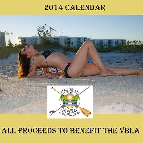 2014 VBLA Calendar
