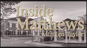 Inside Matthews features Matthews Playhouse