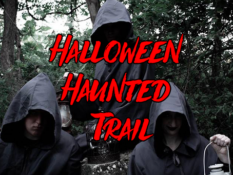 Attention Actors: We Want YOU for the MPH Annual Halloween Haunted Trail!