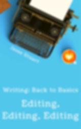 Writing Back to Basics Editing Cover