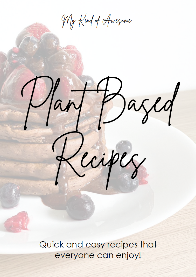 Plant Based Recipes eBook