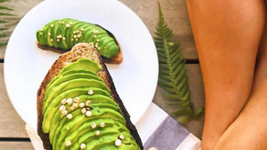 SMASHED AVO ON TOAST (V, DF, GF)