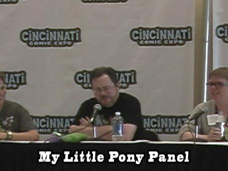 My Little Pony Panel