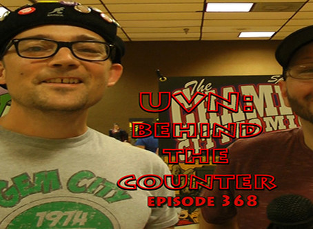 UVN: Behind the Counter 368