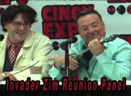 Invader Zim Reunion