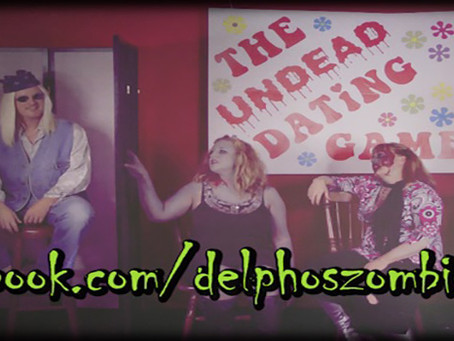 Delphos Zombie Walk 2014 Promo Vodeo