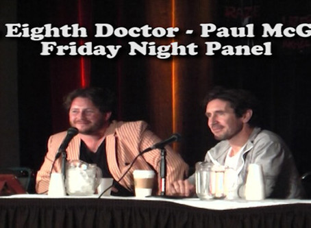 The Eighth Doctor Panel – Paul McGann Part 1