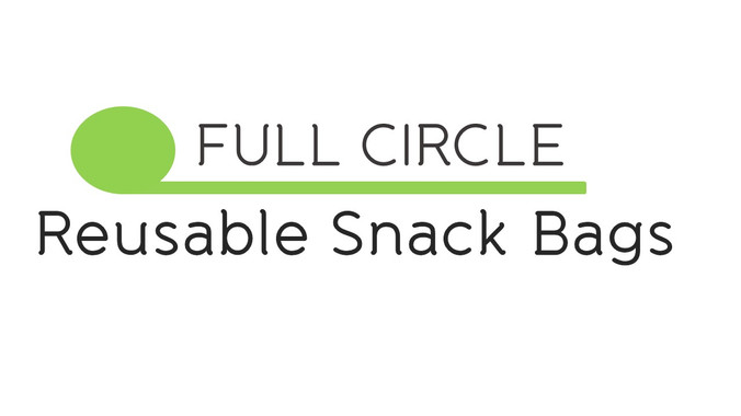 Showcasing the Reusable Snack Bags