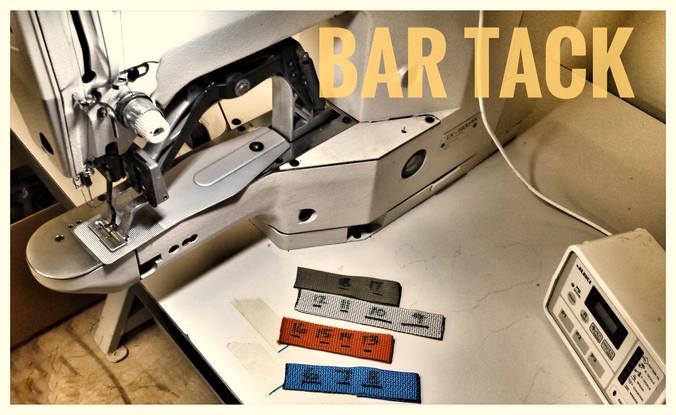 Bar Tack, an essential tool