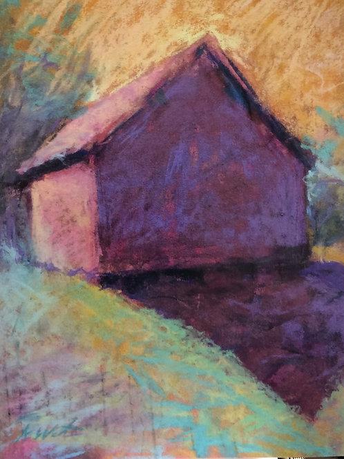 Notecard  8: Wolfe's Barn