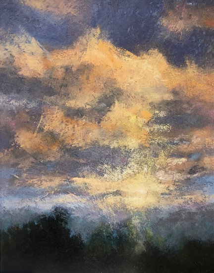 Notecard 9: Rolling Clouds