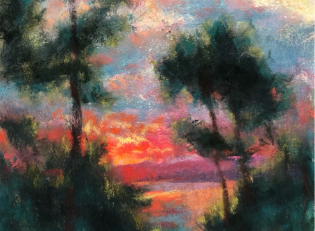Avoiding Hokie or Gaudy Sunsets, Sunrises