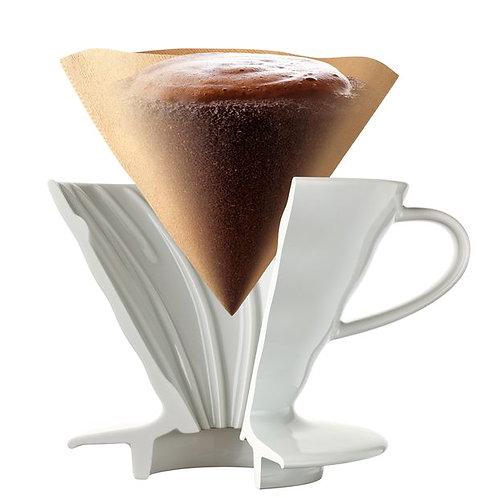 Hario Porzellanfilter 1-4 Tassen
