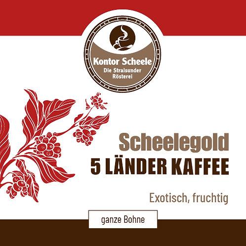 Scheelegold 5- Länder Kaffee