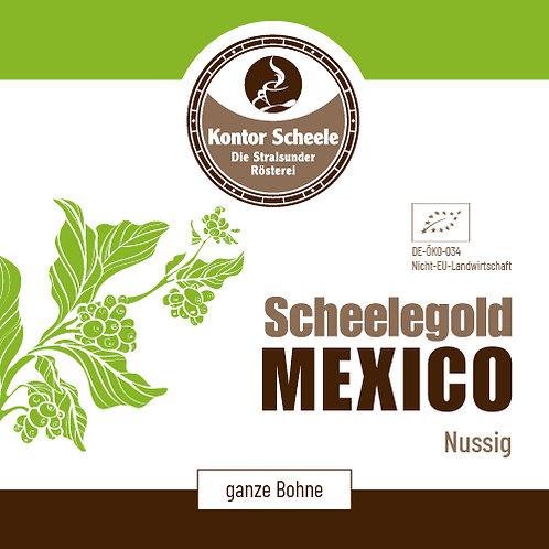 Scheelegold Mexico nussig