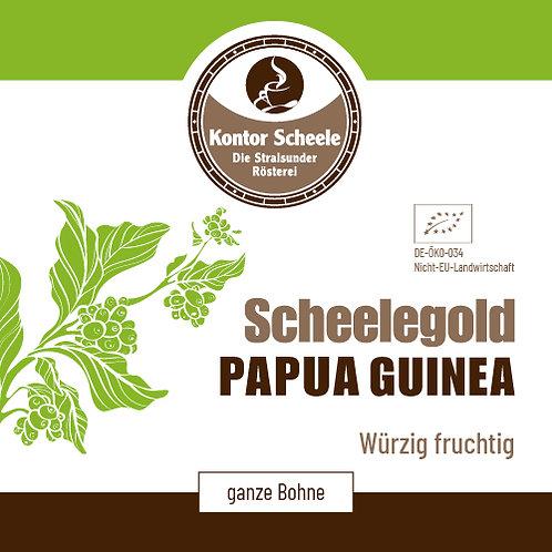 Scheelegold Papua Neu Guinea