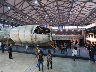 Millennium Falcon – Star Wars