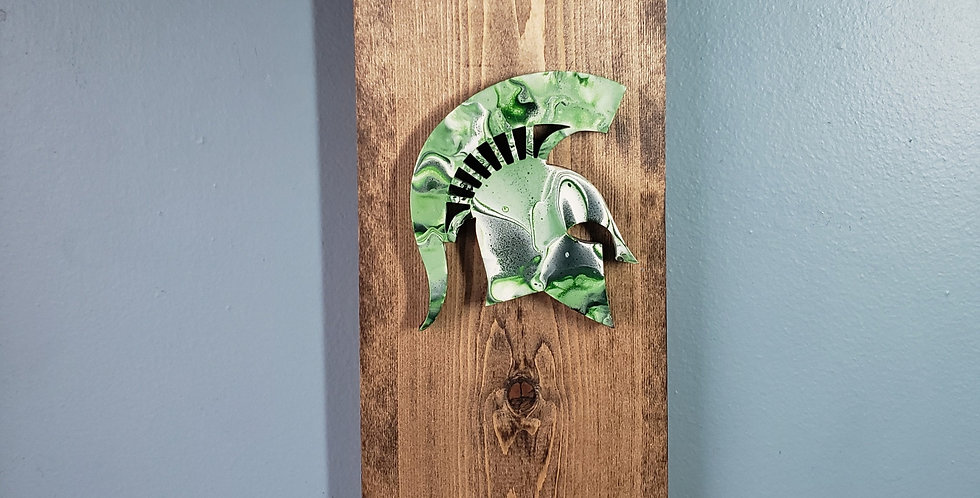 Spartan Bottle Opener