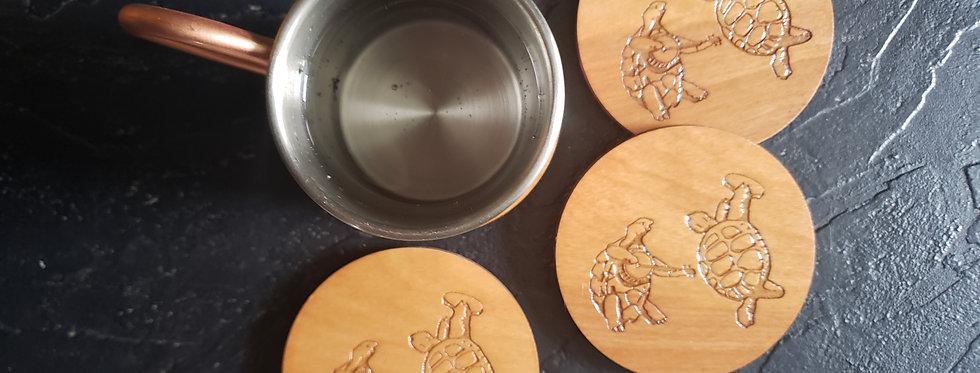 Terrapin Coasters