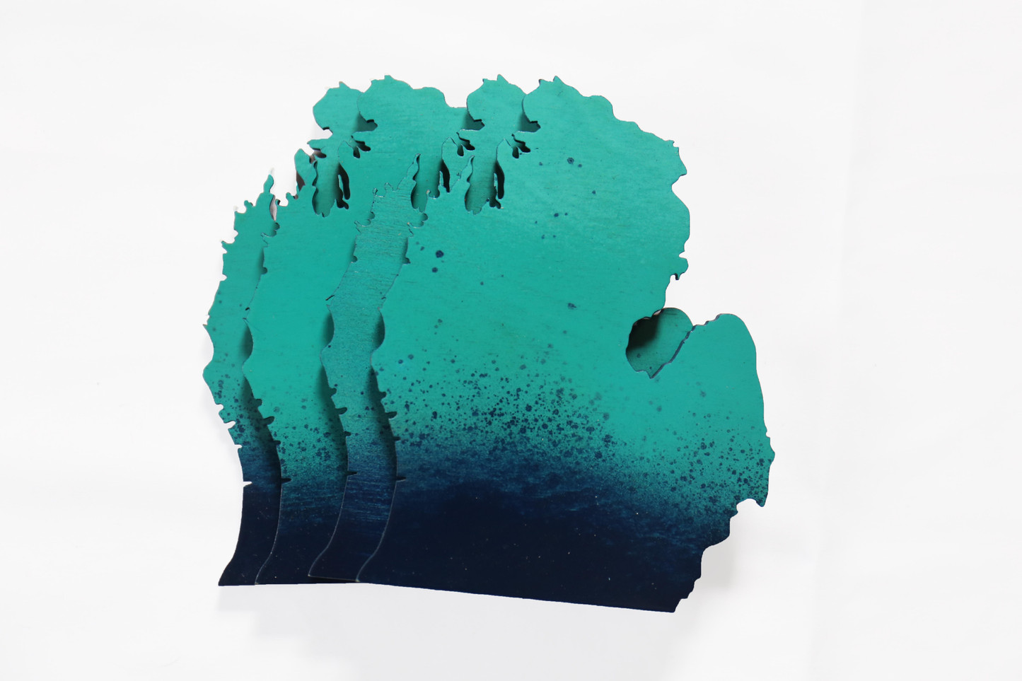 Blue Spray Michigan Coasters.jpg