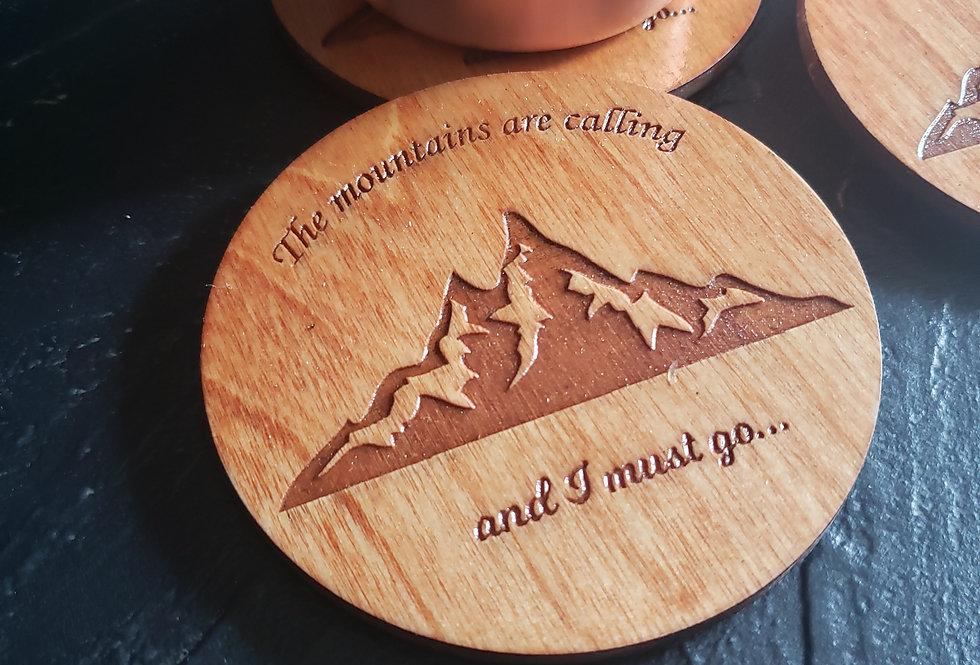 John Muir Coasters