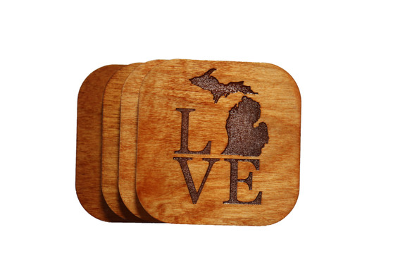 Love coasters in Gunstock