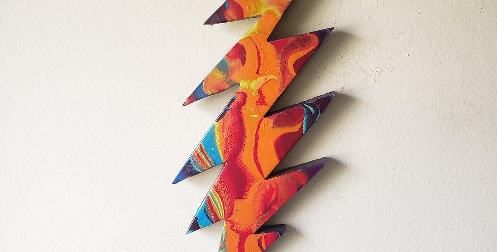 Bolt Wall Art - Small