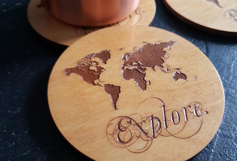 Explore Coasters