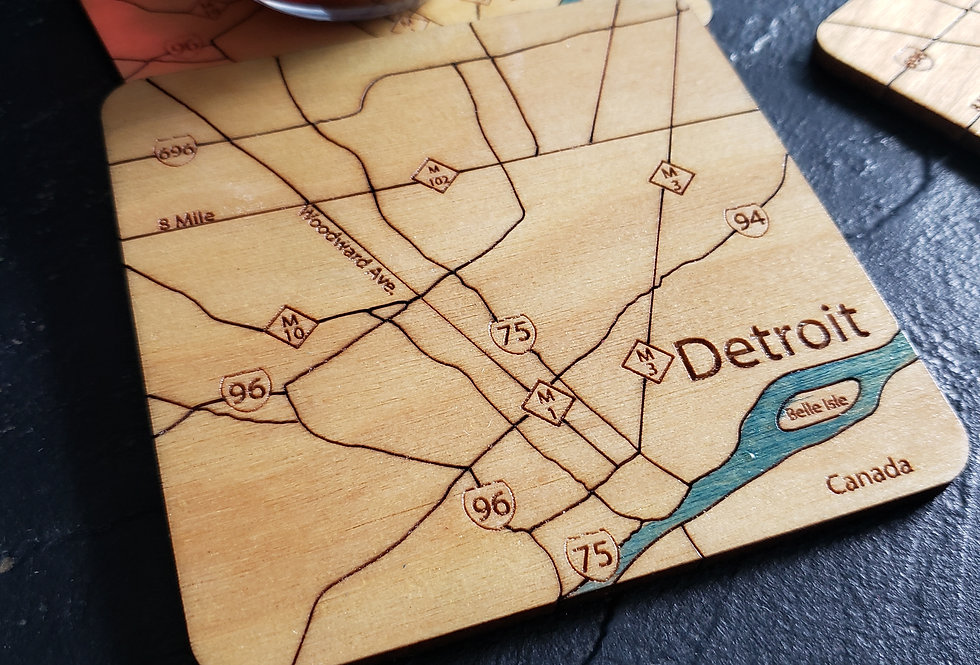 Detroit City Coasters