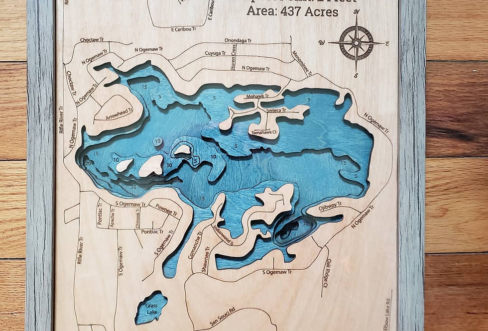 Ogemaw Lake