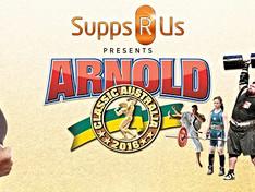 L'IFBB Tahiti de nouveau à l'Arnold Classic Australie 2016
