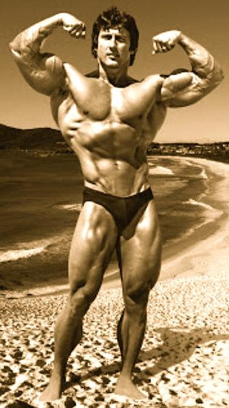 Frank Zane IFBB Pro Mr Olympia