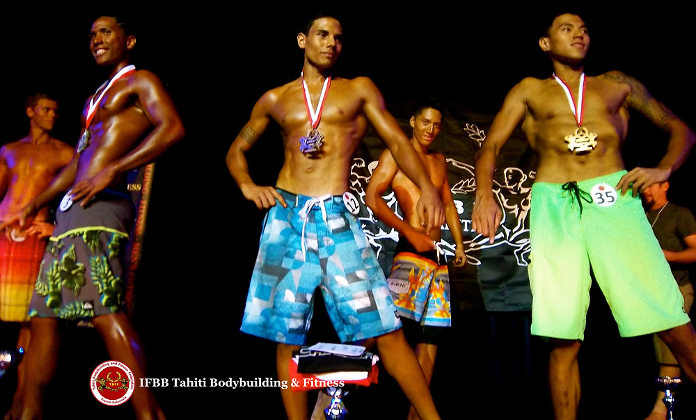 IFBB Open Polynésie Championship 2015