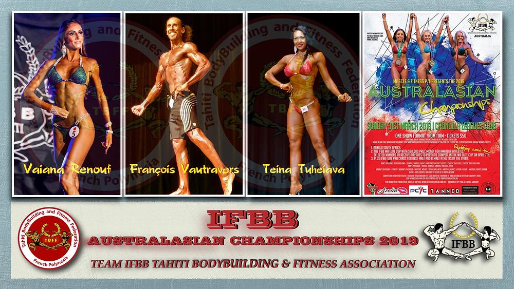 IFBB Australasian Championships 2019
