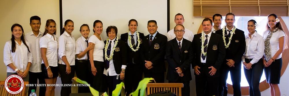IFBB Tahiti Bodybuilding & Fitness Association