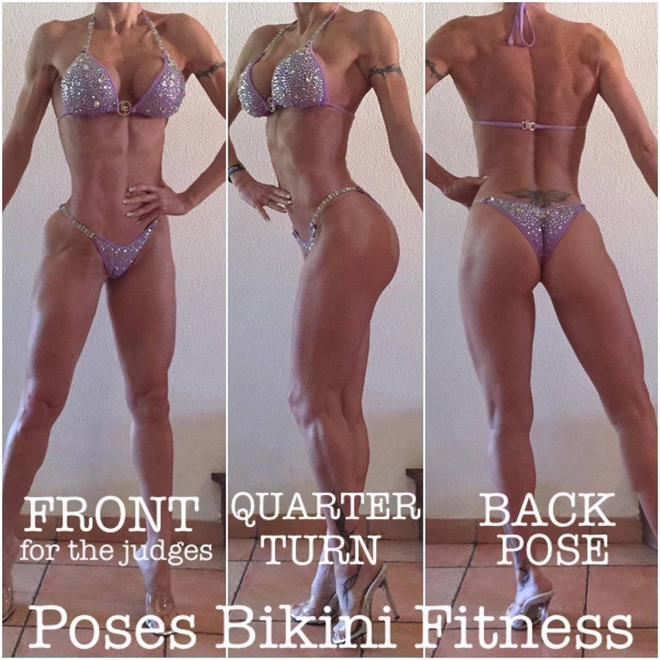 Pose IFBB Bikini Fitness