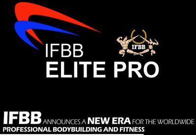 """La carte """"IFBB Elite Pro"""", les nouvelles règles..."""