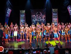IFBB OPEN POLYNÉSIE 2016, le classement et résultats officiel par catégorie.