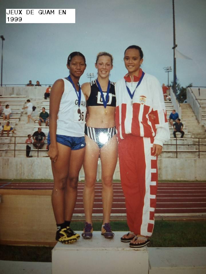 South Pacific Games 1999 - Guam