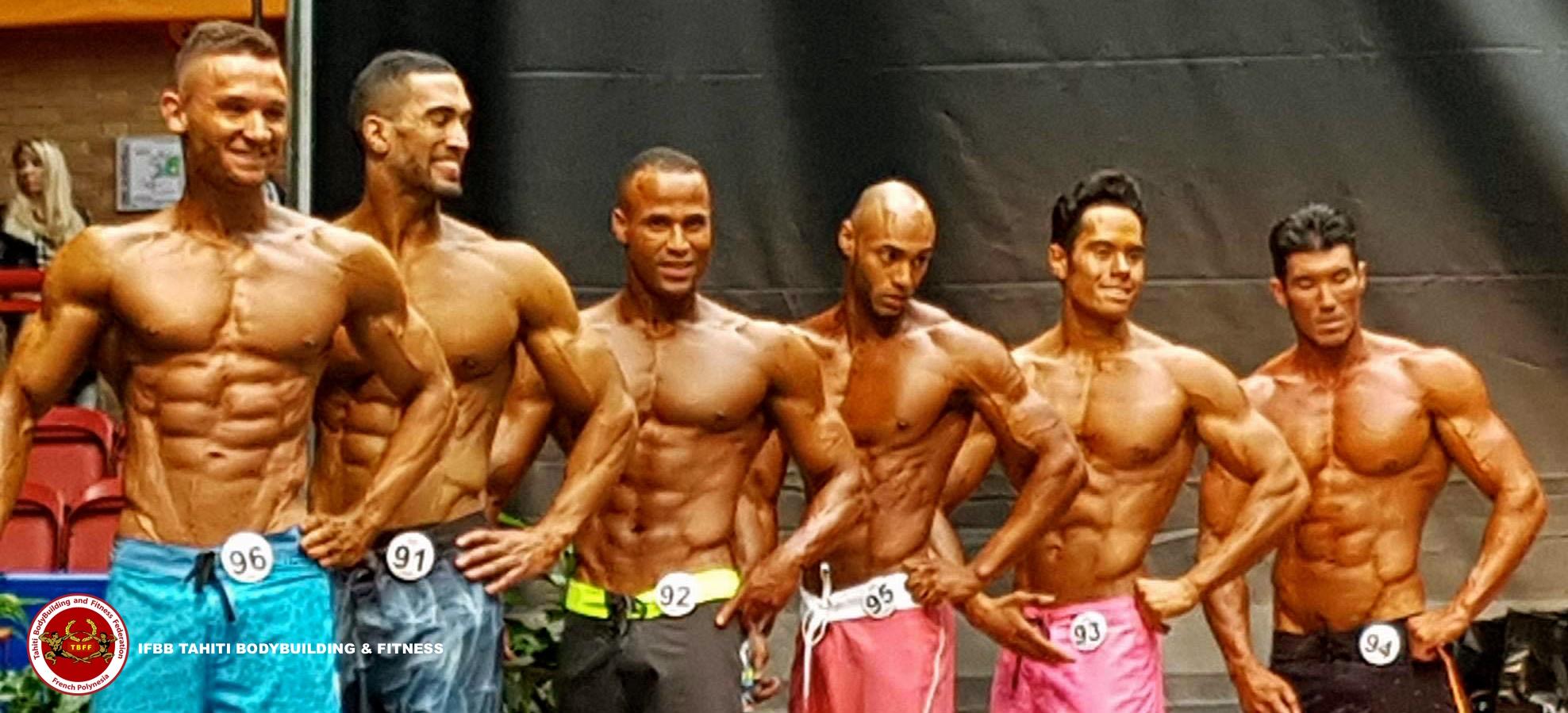 Finales IFBB France 2016