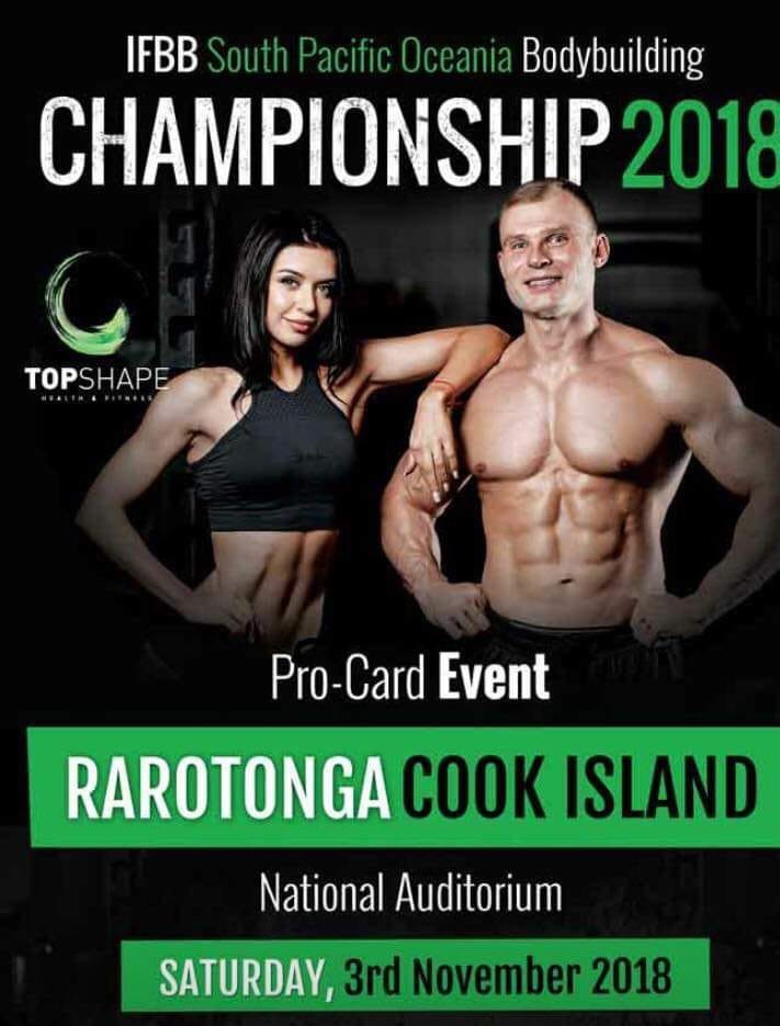 IFBB South Pacific & Oceania 2018