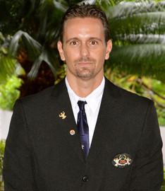 Le porte-parole de l'IFBB Tahiti              Mr Vincent Carreau.