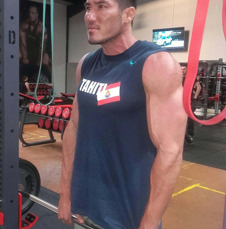 Michael Ching IFBB Tahiti Men's Physique Athlete_resized