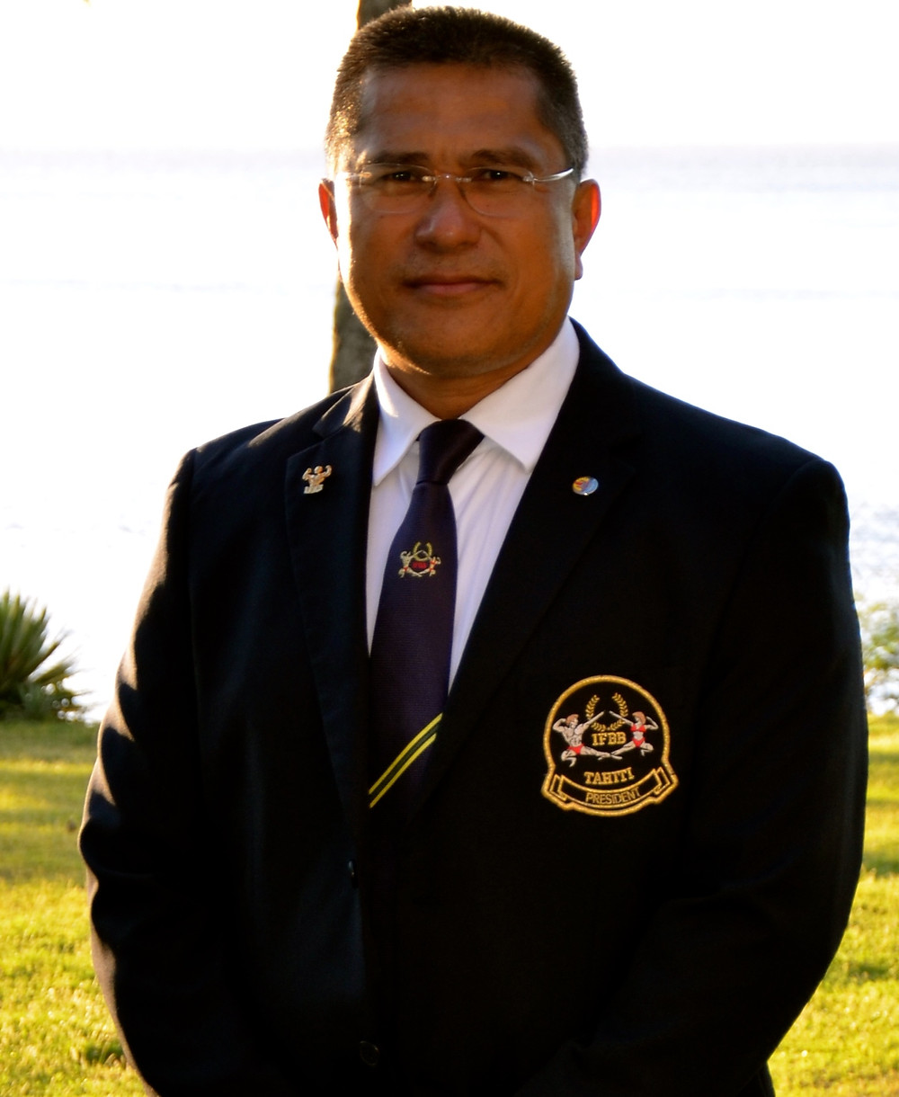 Jerry Yeung Préparateur Physique depuis 1998