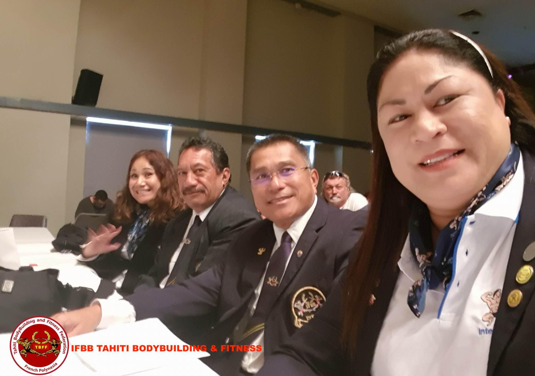 IFBB Australasia International 2018