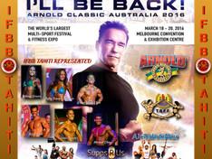 "Suivez la ""Team IFBB Tahiti"" en video"
