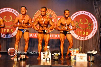 Open Bodybuilding IFBB Tahiti Nui Cup  2015